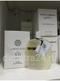 Amouage Opus 7 Men.100 ml. Тестер Амуаж Опус 7.