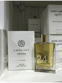 Amouage Gold Men.100 ml. Тестер Амуаж голд .