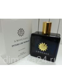 Amouage Interlude Women 100 ml. Тестер Амуаж Интерлюд Вумен.