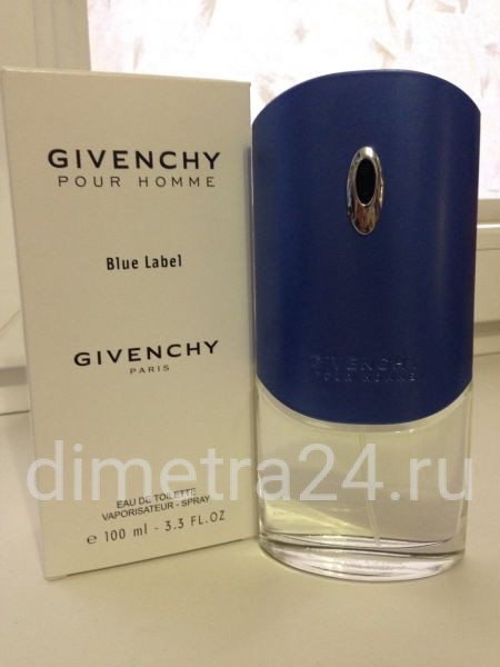 Парфюм Givenchy Blue Label (тестер)
