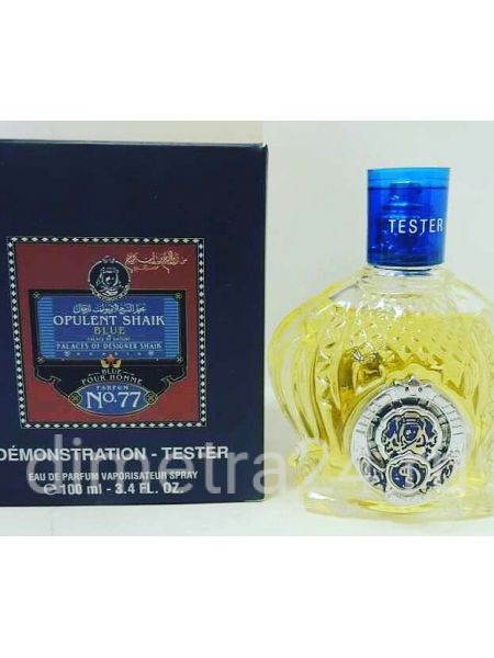 Chic Shaik №77 men tester 100ml
