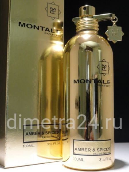Montale Amber & Spices 100 ml.