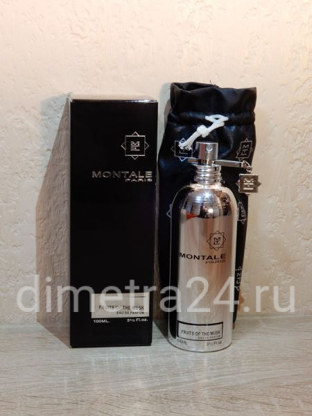 Montale Fruits Of The Musk 100 ml
