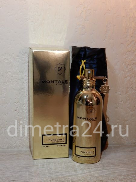 Montale Pure Gold 100 ml.