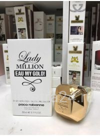 Парфюм Paco Rabanne Lady Million Eau My Gold (тестер)