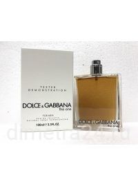 Парфюм D&G the one for men (тестер)