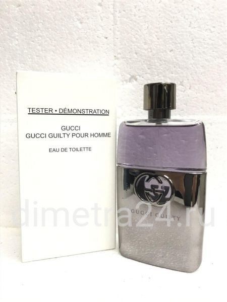 Парфюм Gucci Guilty pour homme (тестер)