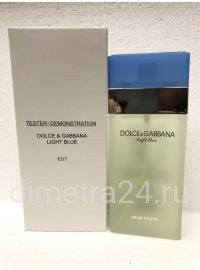 Парфюм D&G Light Blue (tester)