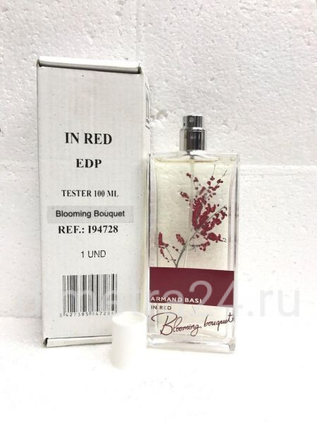 Парфюм Armand Basi In Red Blooming Bouquet (tester)