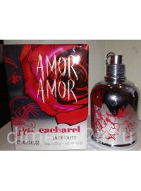 Парфюмерия Cacharel amor amor by lili choi