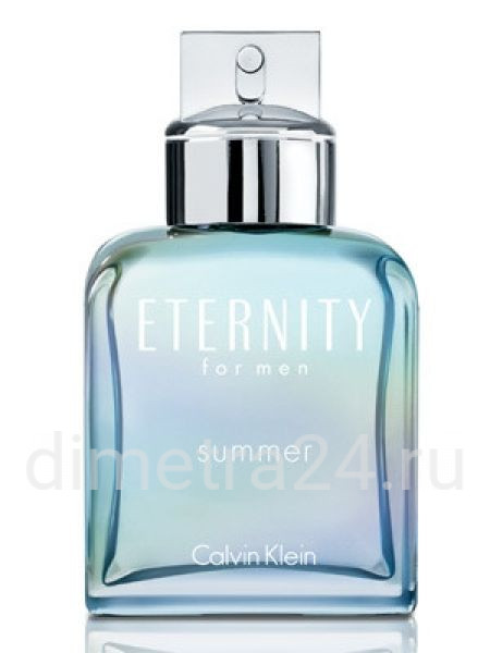 Парфюмерия Eternity for Men Summer Calvin Klein для мужчин