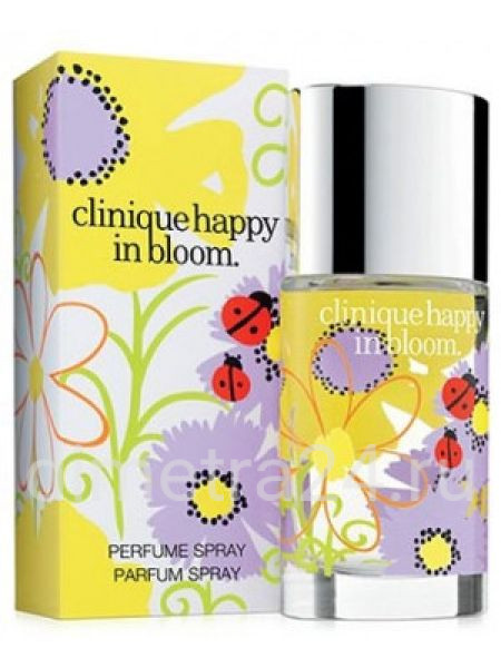 Clinique Happy In Bloom 2013 Clinique для женщин