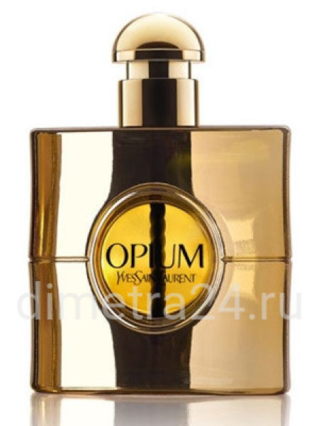 Парфюм Opium Collector's Edition Yves Saint Laurent для женщин