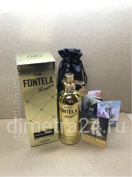 Парфюм Fontela Mystic Dreams 100 ml