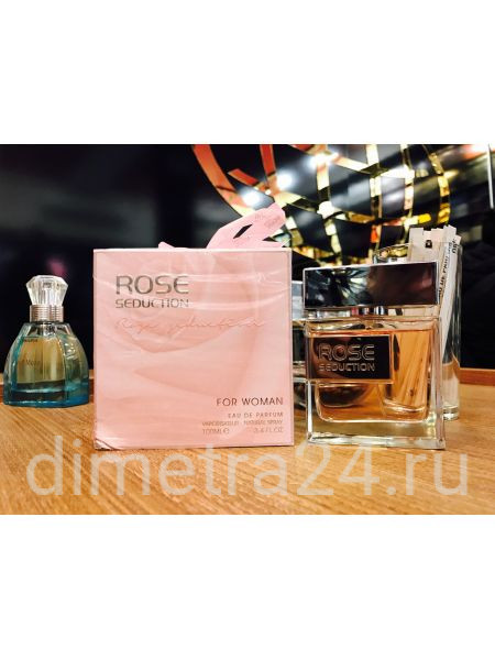 Rose Seduction for Women 100 ml. Antonio Banderas Blue Seduction