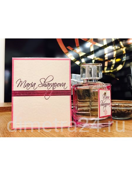 Fragrance World Maria Sharapova pour Femme 100 ml.Аромат  Lanvin Merry Me pour Femme