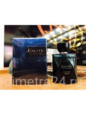 Fragrance World Excite by Dima Bilan Pour Homme 100 ml. Аромат Excite by Dima Bilan Pour Homme