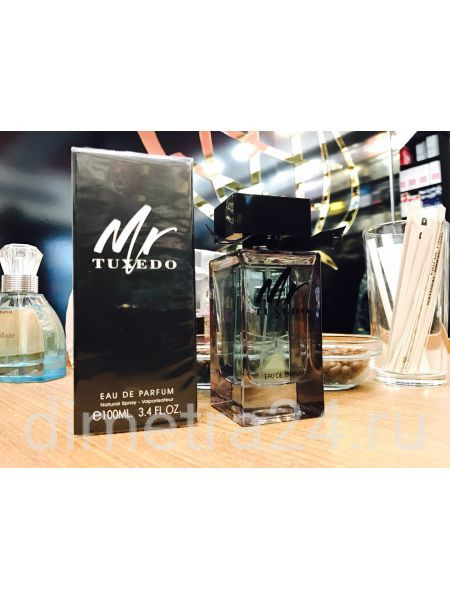 Fragrance World Mr Tuxedo pour Homme 100ml. Аромат Burbarry Mr Burberry