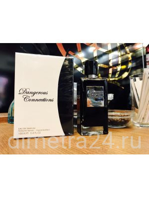 Fragrance World Dangerous Connections pour Femme 100ml. Аромат Kilian Dangerously In Love