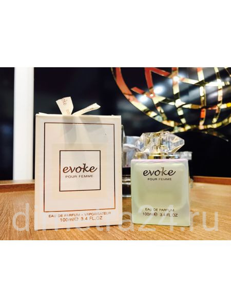 Fragrance World Evoke  100ml.