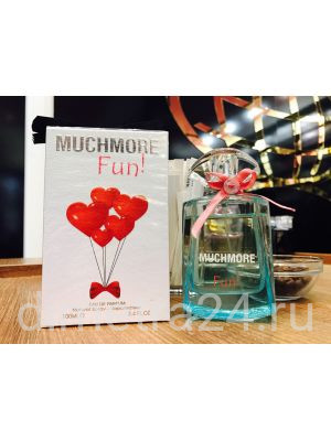Fragrance World Muchmore Fun 100ml. Moschino Funny