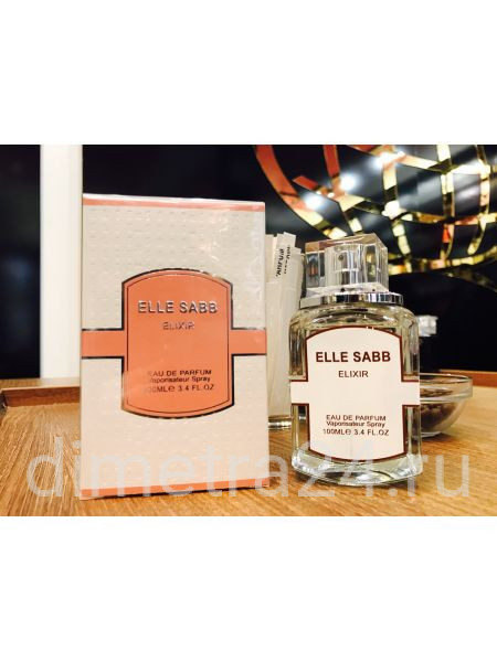 Fragrance World Elle Sabb Elixir 100ml. Аромат Ellie Saab Le Parfum