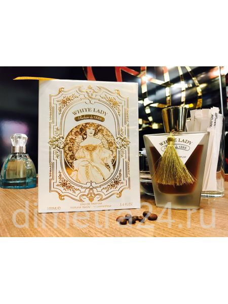 Fragrance World White Lady 100ml. Аромат Xerjoff Casamorati 1888 Dama Bianca