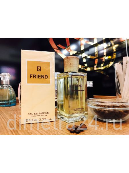 Fragrance World Friend pour Homme 100ml. Аромат Fendi pour Homme