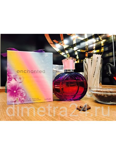 Fragrance World Enchanted pour Femme 100ml. Аромат Salvatore Ferragamo Incanto Shine