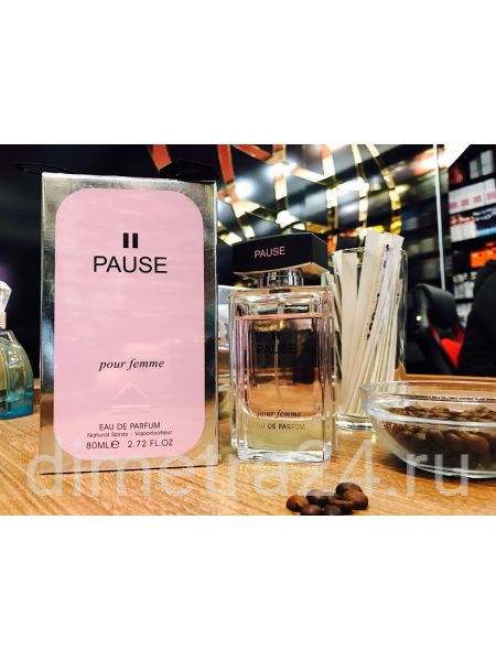 Fragrance World Pause pour Femme 100ml. Аромат Givenchy Play pour Femme