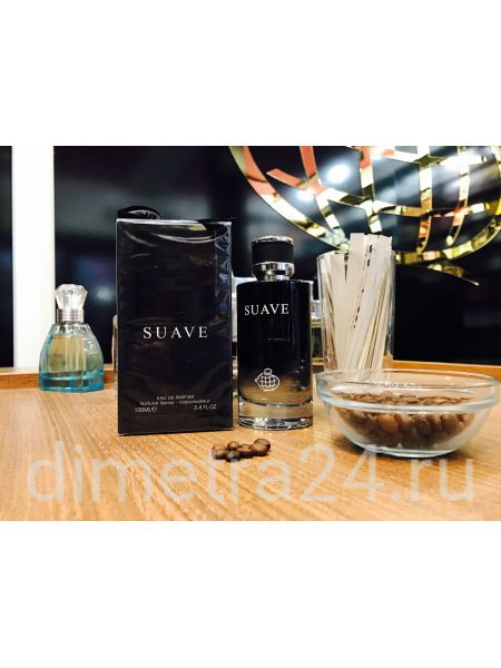 Fragrance World Suave 100ml. Аромат Dior Savage pour Homme