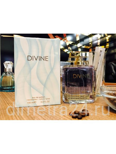 Fragrance World Divine 100 ml. Аромат Givenchy Dahlia Divin for women