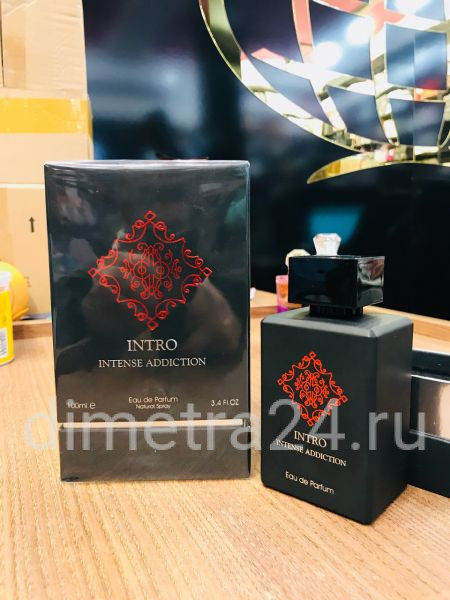 Fragrance World Intro intense Addiction 100 ml.