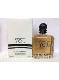 Тестер парфюмерии Emporio Armani Stronger With You  100 ml. pour Homme