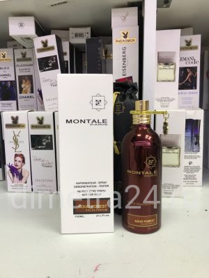 Montale Aoud Forest100 ml. tester. Унисекс.