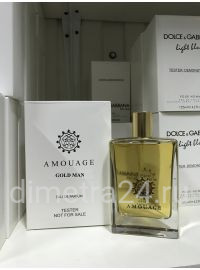 Парфюмерия Amouage Gold Men.100 ml. Тестер .