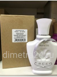 Парфюмерия Creed Love in White pour Femme 75 ml. Тестер.