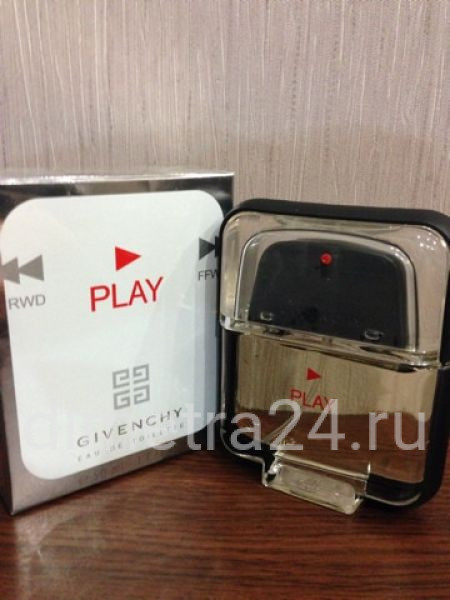 Парфюмерия  Givenchy Play for Men