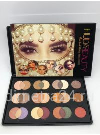 Палетка теней HudaBeauty  5D 30 colors
