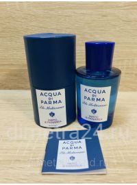 Acqua di parma Mirto di Panarea 75 ml. (парфюмерия Аква ди Парфма Мирто ди Панарея)